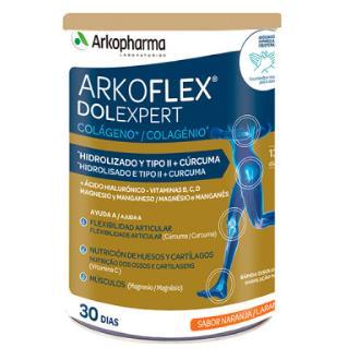 ARKOFLEX colageno sabor naranja 390gr.