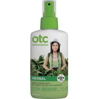 OTC ANTIMOSQUITOS spray herbal 100ml.