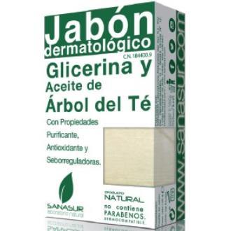 JABON GLICERINA arbol del te 100gr.