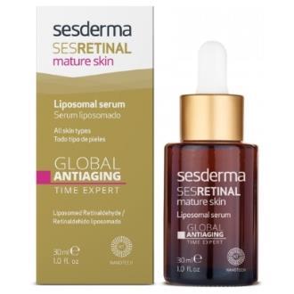 SESRETINAL MATURE SKIN serum liposomado 30ml.