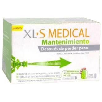 XLS MEDICAL mantenimiento 180cap.