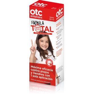 OTC ANTIPIOJOS formula total spray 125ml.