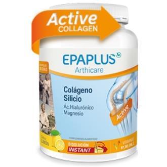 EPAPLUS silicio+colag+a.hialur+MG limon 30dias