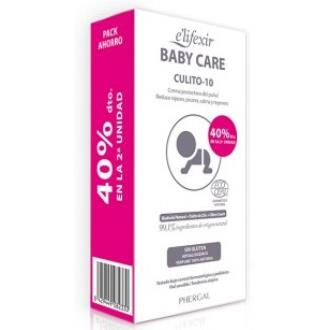 ELIFEXIR ECO BABY CARE pañal pack ahorro 2x75ml.