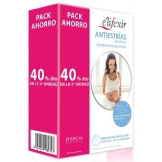 ELIFEXIR DERMO ANTIESTRIAS pack ahorro 2x200ml.