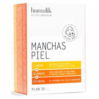 HUMALIK MANCHAS PIEL PLAN 30 DIAS