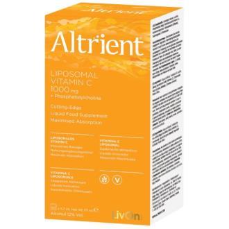 ALTRIENT vitamina C liposomal 30sbrs.