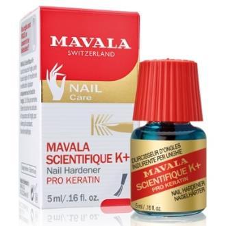 MAVALA SCIENTIFIQUE K+ENDURECEDOR UÑAS 5ml