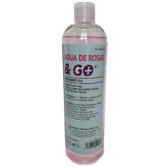 AGUA DE ROSAS 750ml.