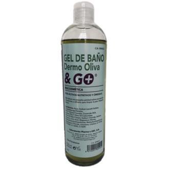 GEL DE BAÑO con aceite de oliva 750ml.