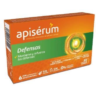 APISERUM defensas 30cap.