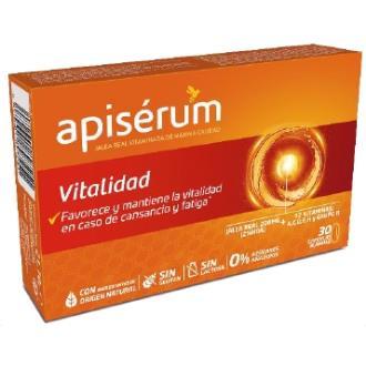 APISERUM vitalidad 30cap.