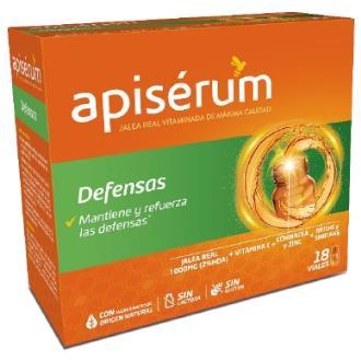 APISERUM defensas 18viales