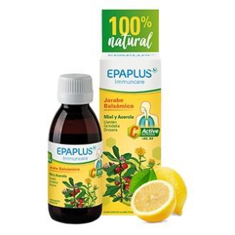 EPAPLUS IMMUNCARE ADULTOS limon 150ml.