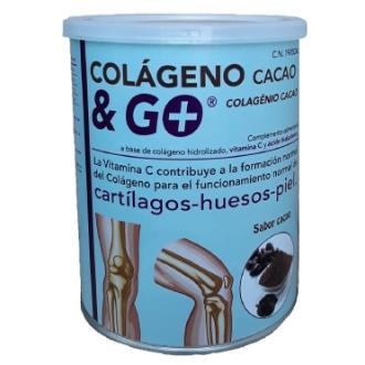 COLAGENO HIDROLIZADO cacao 360gr.