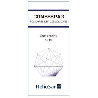 CONSESPAG polichrestum consolidans 50ml.