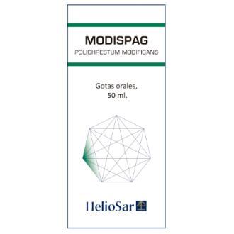MODISPAG polichrestum modificans 50ml.