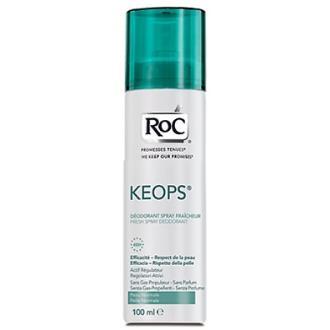 KEOPS desodorante spray fresco 100ml.