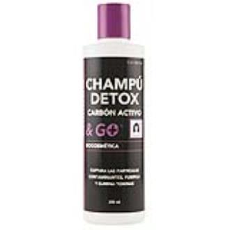 CHAMPU DETOX carbon activo 250ml.