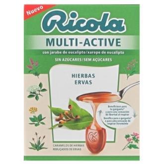 RICOLA MULTI-ACTIVE hierbas 50gr.