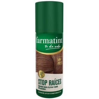 FARMATINT STOP RAICES cobrizo 75ml.