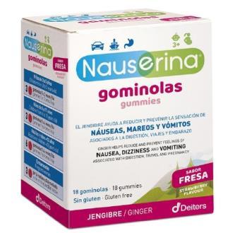 NAUSERINA 18gominolas