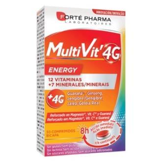 MULTIVIT 4 G ENERGIA 30comp.