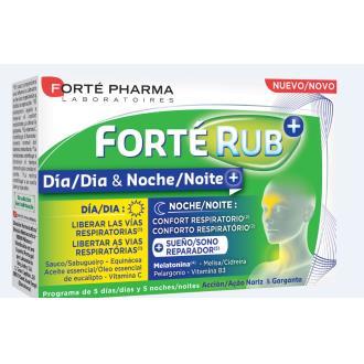 FORTE RUB DIA Y NOCHE 5dias