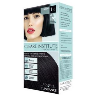 COLOUR CLINUANCE 1.0 negro cabellos delicados