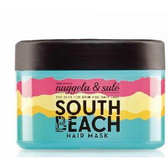 SOUTH BEACH mascarilla capilar viaje 50ml.