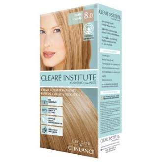 COLOUR CLINUANCE 8.0 rubio claro cabellos delicado