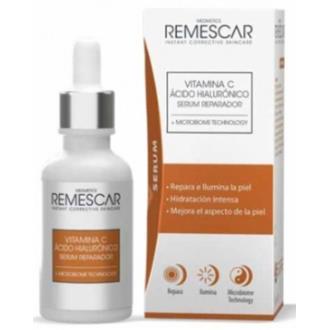 REMESCAR VIT. C serum reparador 30ml.