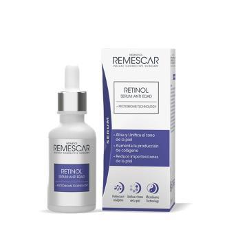 REMESCAR RETINOL serum anti-edad 30ml.