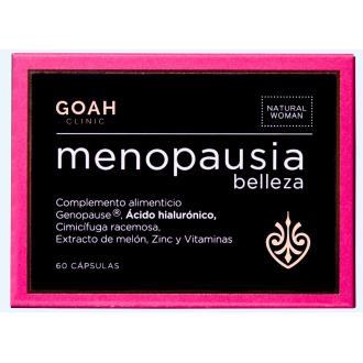GOAH CLINIC MENOPAUSIA 60cap.