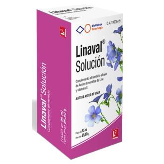 LINAVAL solucion 95ml.
