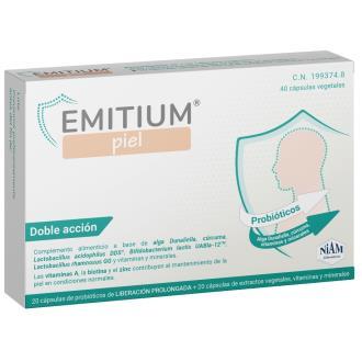 EMITIUM PIEL 20+20cap.veg.