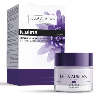 K-ALMA crma de noche reparadora 50ml.