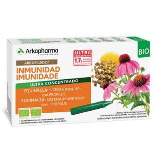 ARKOFLUIDO equinacea inmunidad 20amp.  BIO