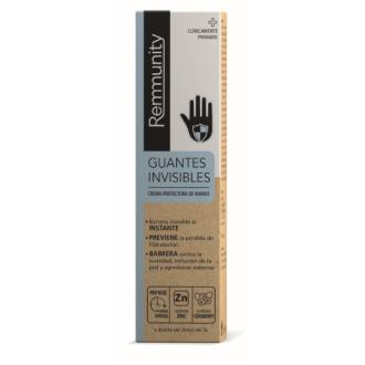 REMMUNITY guantes invisibles crema 100ml.