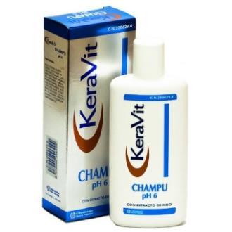 KERAVIT champu PH6 200ml.