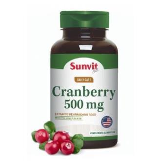 CRANBERRY 500mg. 60cap.