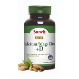 CALCIUM-MAGNESIUM-ZINC-VIT D 90comp.