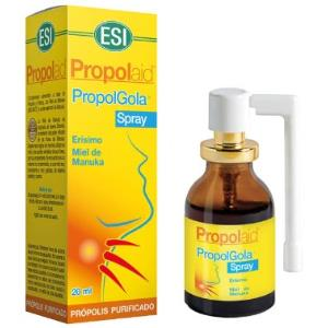 PROPOLGOLA MIEL MANUKA spray oral 20ml.