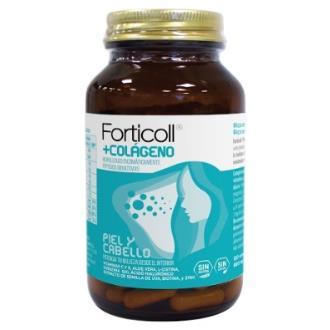 COLAGENO BIOACTIVO piel-cabello 120comp. FORTICOLL