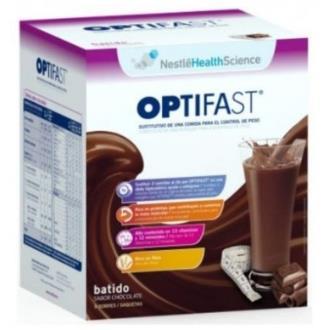 OPTIFAST BATIDO chocolate 12sbrs.