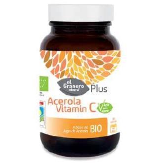 ACEROLA vitamin C 60cap.