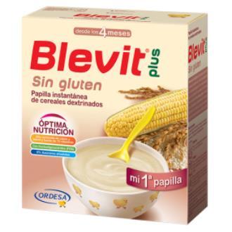 BLEVIT PLUS sin gluten 600gr.