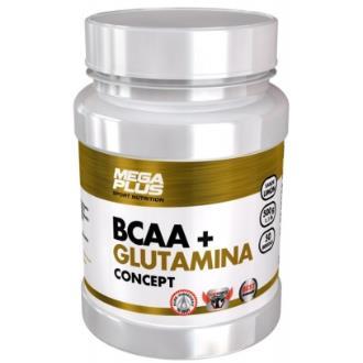 BCAA+GLUTAMINA CONCEPT tropical 500gr.