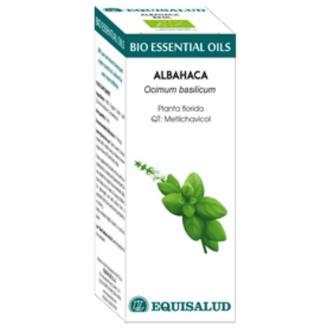 BIO ESSENTIAL OILS albahaca aceite esencial 10ml.