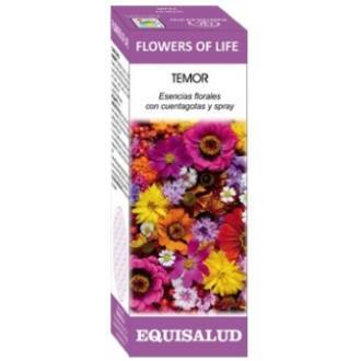 FLOWER OF LIFE temor 15ml.